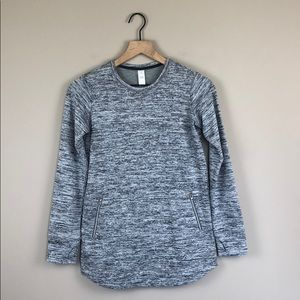 Athleta Girl Long-Sleeve Top (Girl's Size 12)